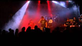 Infected Cinema - Cubism Live at Highland Metalfest 2012
