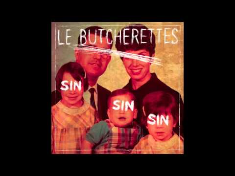 Le Butcherettes: Sin Sin Sin