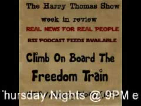 The Harry Thomas Show - Charlie Sheen Has 20 points about 9-11 and more 2 of 10