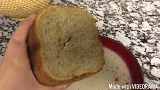 Печём хлеб. Домашний хлеб. Самый простой рецепт. Хлебопечка. Bread. Baking bread