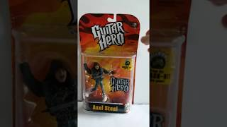 Guitar Hero Axel Steel Action Figure