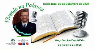 Vivendo na Palavra I 25/12/2020
