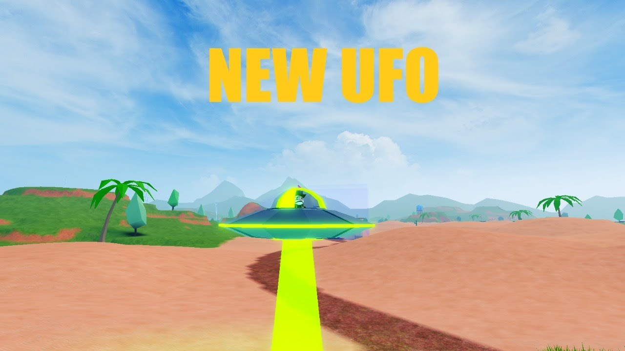 NEW UFO! (5 Days, 5 Vehicles) - Roblox Jailbreak