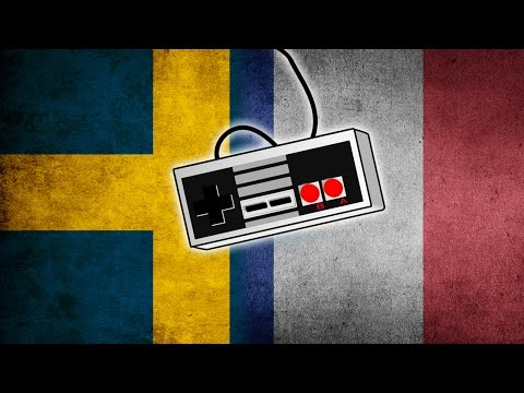SWEDISH GAMERS VS FRENCH - Language Challenge