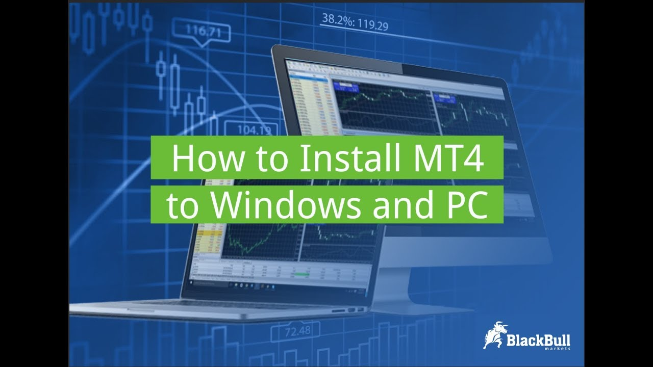 How to install MT4 to Windows PC