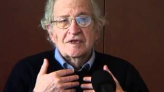 Noam Chomsky speaks to Dutch activists on various topics