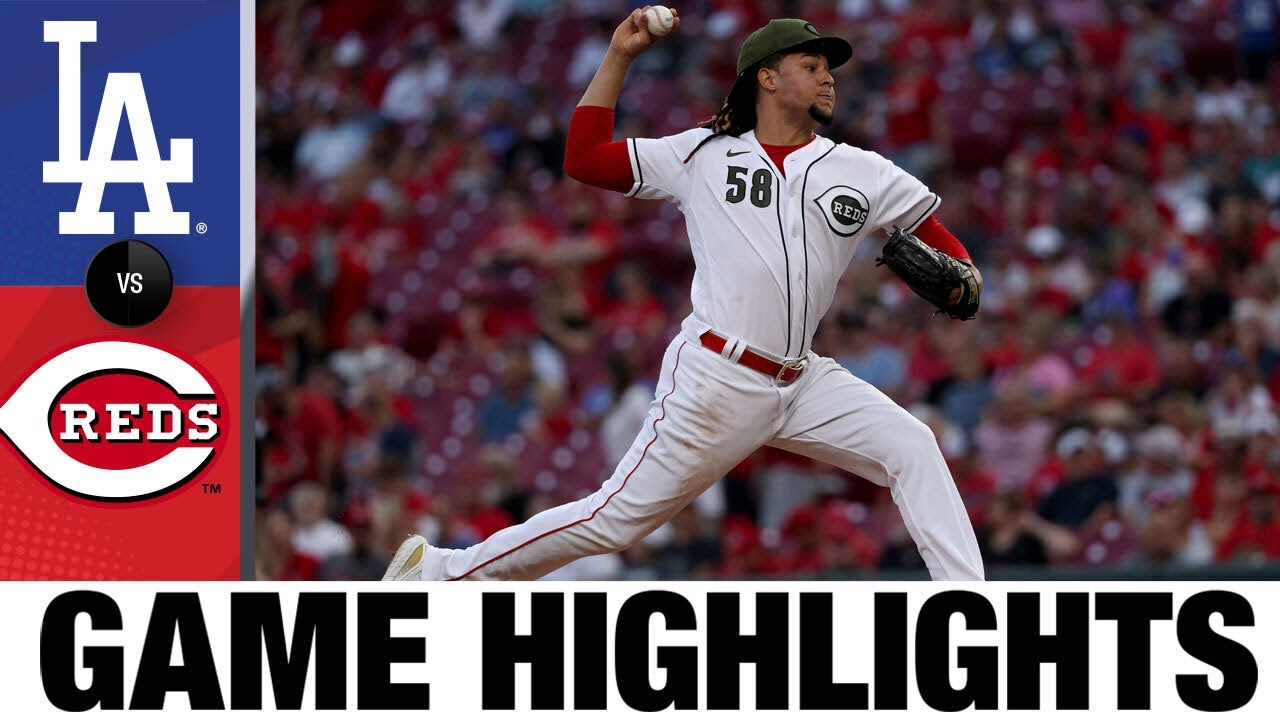 Download Dodgers vs. Reds Game Highlights (9/17/21)   MLB Highlights