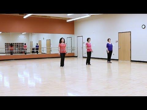 Soul Train - Line Dance (Dance & Teach)
