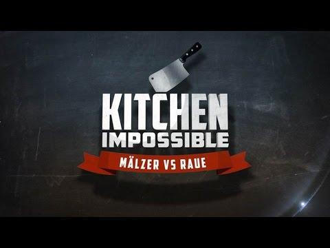 Kitchen Impossible: Mälzer vs. Raue am 23.12. um 20:15 bei VOX und online bei VOXNOW