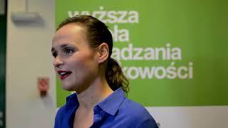 Czas Zawodowców - opinie uczestników / Agnieszka