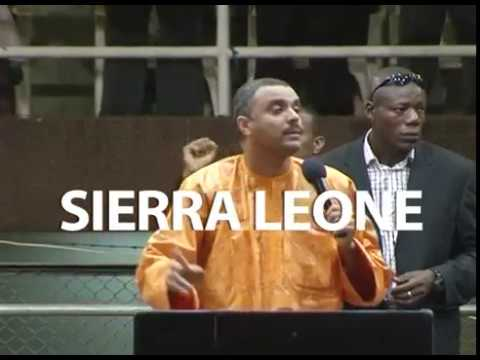 HEALING JESUS CAMPAIGN, FREETOWN, SIERRA LEONE, DAY 4