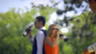 Клип Свадебный Лариса и Виталик