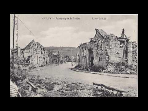 Cimetière militaire de Vailly (02)