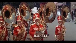 "The Music Man ""Seventy-Six Trombones"" (finale) + lyrics link"