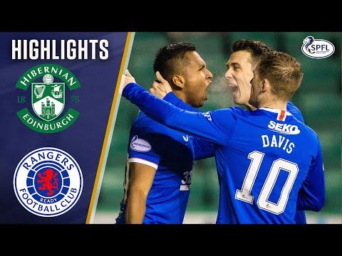 Hibernian Rangers Goals And Highlights