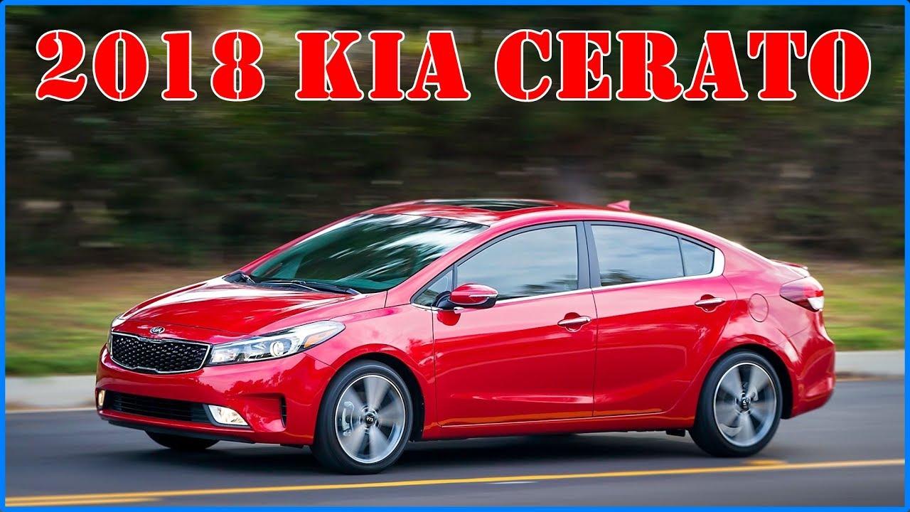 2018 kia cerato specs and release date