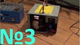 Финал.Зарядное устройство для гелевых аккумуляторов Часть№3 Работа