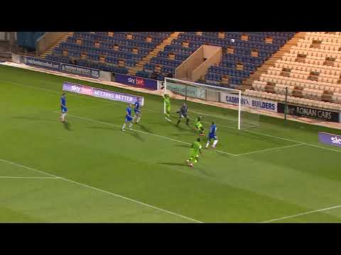 Colchester Forest Green Goals And Highlights