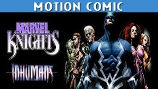 Marvel Knights Inhumans - SUB LATINO – 12 Capítulos Completos (Descarga-Download)