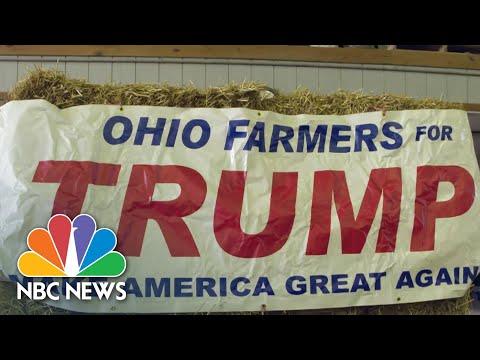 Ohio Voters Speak Out Ahead Of First Presidential Debate | NBC Nightly News