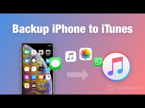 How to Backup iPhone X with or without iTunes