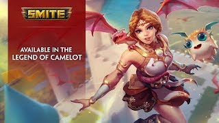 SMITE - New Skins in the Legend of Camelot (Update 5.24)