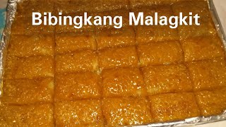 How to make Bibingkang Malagkit