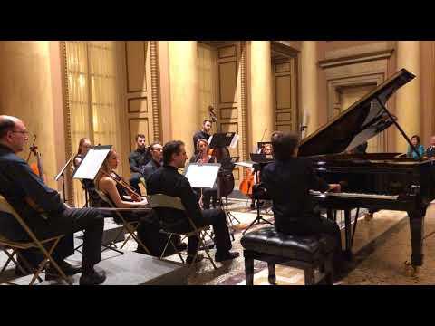 Bach-Siloti Prelude In B Minor, BWV 855a  Carlo Balzaretti, Piano