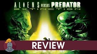 Aliens vs Predator Extinction Review