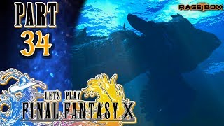 Let's Play Final Fantasy X |#34| Saved by Sin?