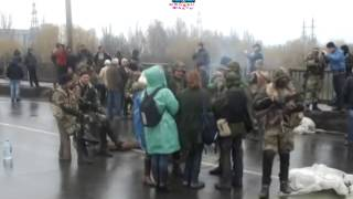 Бабай сегодня 17 05, показывает свой нож,Украина сегодня,Украина новости сегодня,Славянск,Славянск с