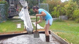 видео Какой марки бетон нужен для фундамента дома?