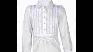 Как отбелить школьную блузку? 3 способа