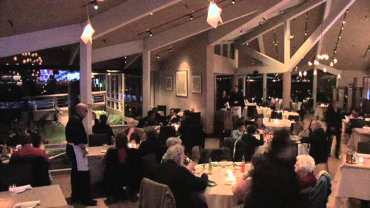 Half Moon Restaurant in Dobbs Ferry New York  YouTube