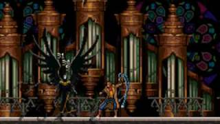 Castlevania: Dawn of Sorrow (Julius Mode) - Malphas