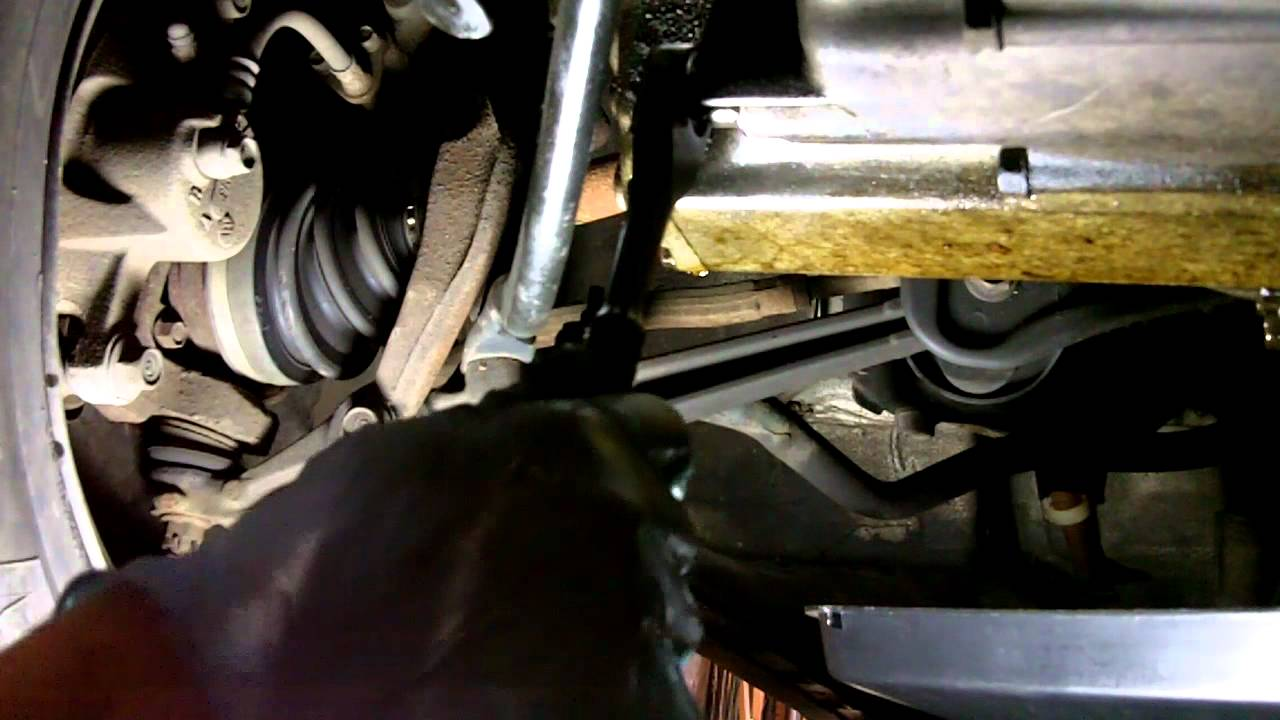 Honda Accord and Civic Transmission Fluid Change - YouTube