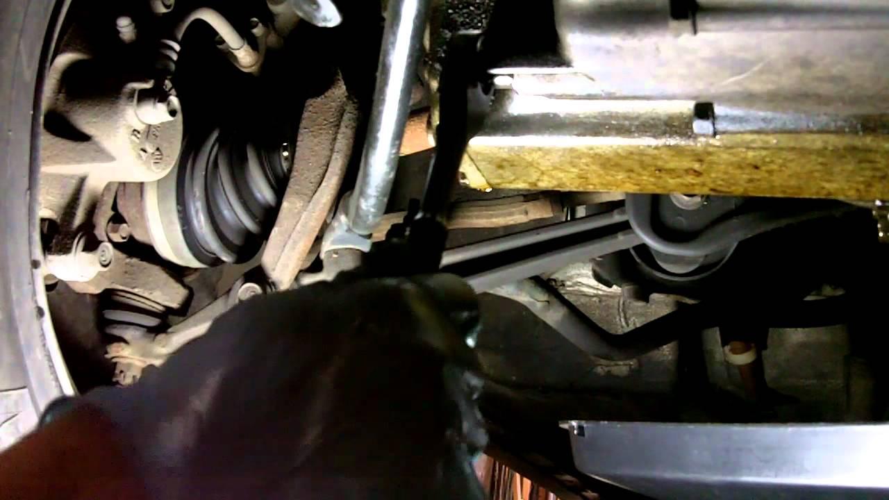 medium resolution of honda accord and civic transmission fluid change youtube96 honda accord fuel filter 17