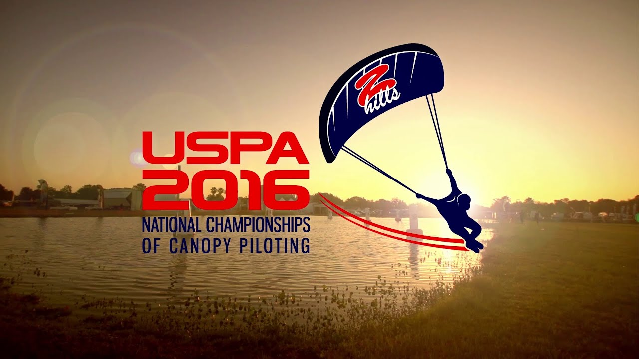 & 2016 USPA National Championships of Canopy Piloting - YouTube