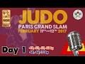 Judo Grand-Slam Paris 2017: Day 1