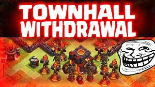 Clash of Clans - TOWNHALL WITHDRAWAL - The Journey to the One Star