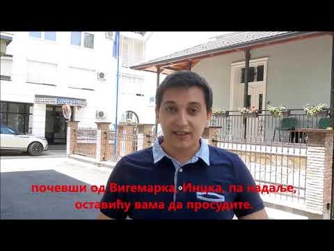 Glavni krivac stanja u BiH je medjunarodna zajednica i Vigrmark (BN Televizija 2019) HD