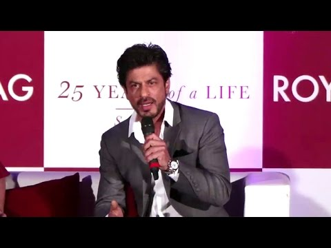 Shahrukh Khan's SHOCKING Interview On 25 Years Of His Life In Bollywood