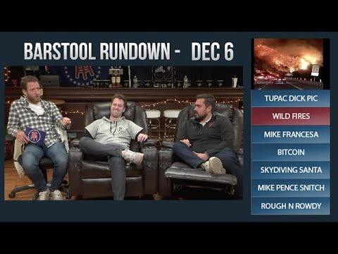 Barstool Rundown - December 6, 2017