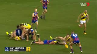 VFL - Last 2 minute Grand Final Port Melbourne - Richmond