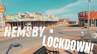 Hemsby in lockdown