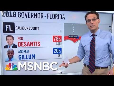 What Is Happening In Florida?   MSNBC