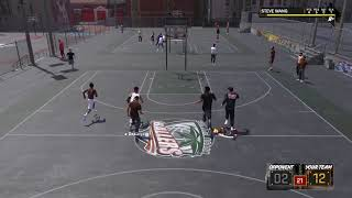 [2k18] You kidding me 2k, invisible player in my park