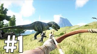 Ark Survival Evolved - In lumea Dinozaurilor [1]