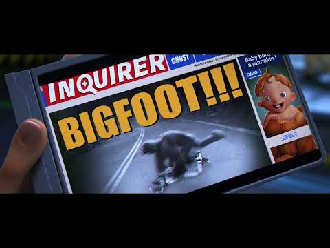 Bigfoot Junior, Trailer streaming vf