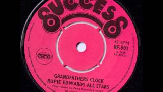 Rupie Edwards All Stars Grandfathers Clock - Success - Pama